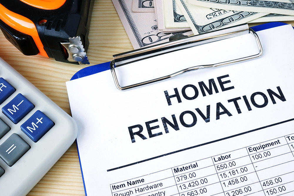 How to Protect Your Bottom Line When Doing a Renovation