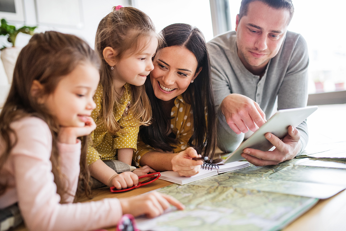 3 Great Family Vacation Ideas to Plan and Save Up For