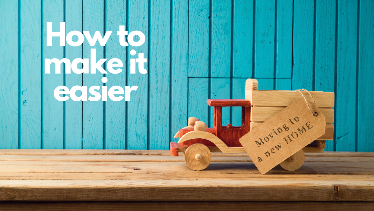 How to Make Moving Easier: The Ultimate Moving Checklist