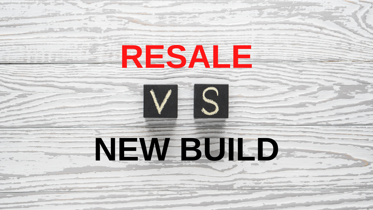 Precon vs Resale - What Should You Buy?