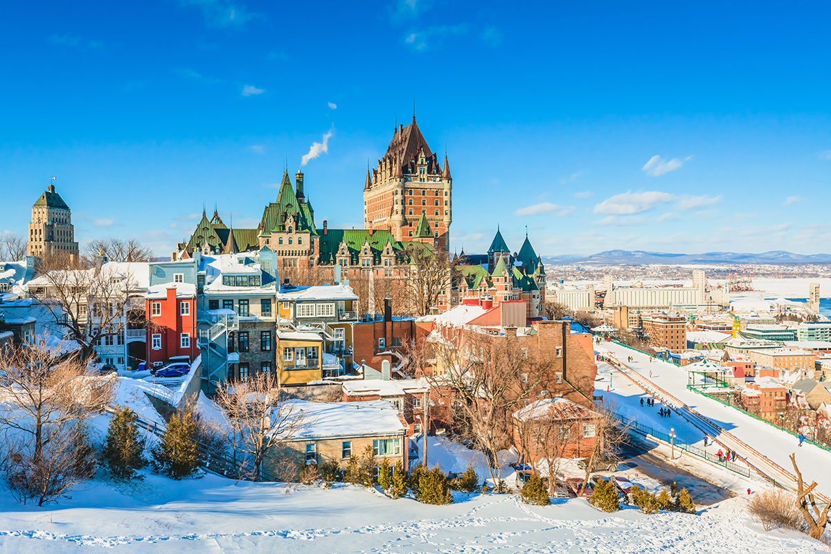 Quebec City: The Draw of a Historic City
