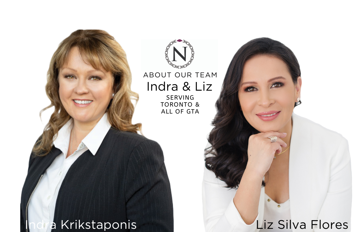 Reflecting on Our Professional & Caring Realtors, Indra & Liz