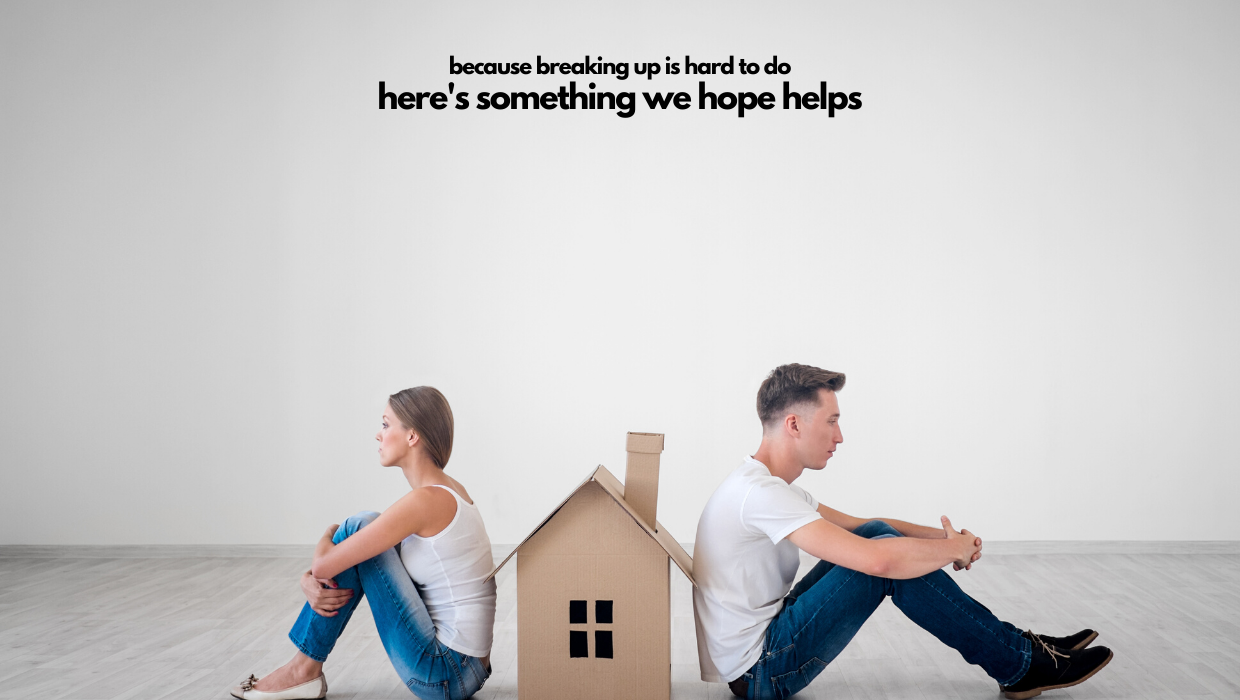 Selling a Home as a Result of a Divorce