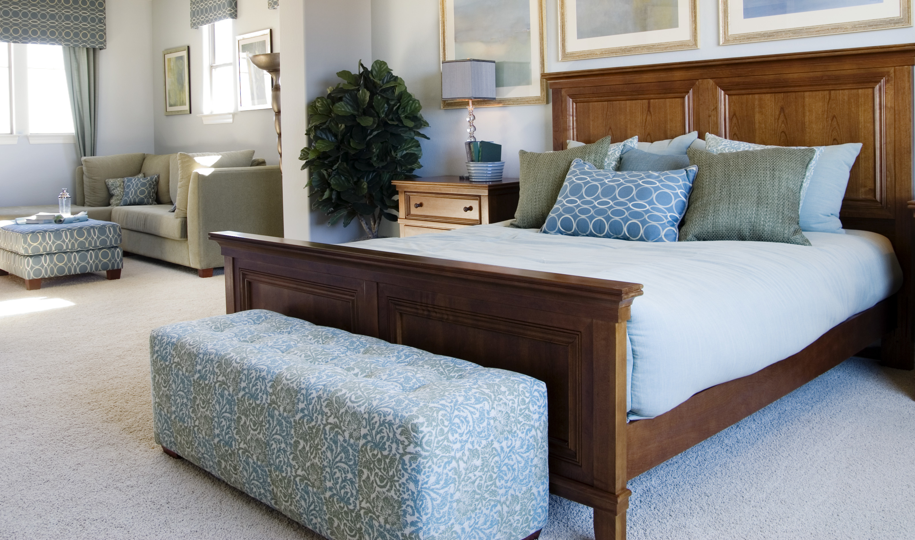 How to create the perfect guest room, with tips!
